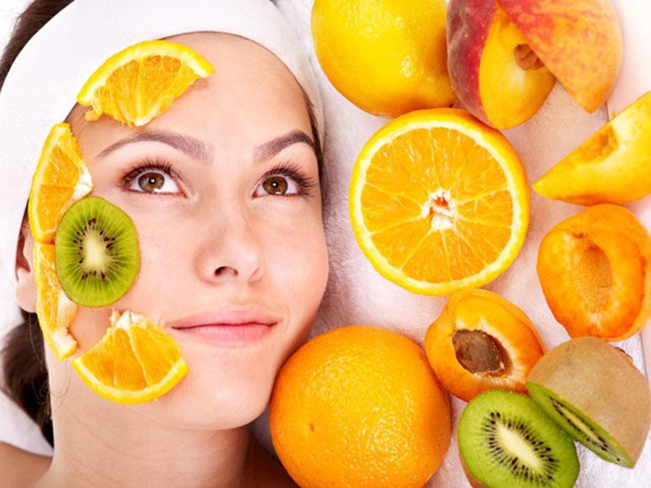 Fruchtsäure Behandlungen in Graben